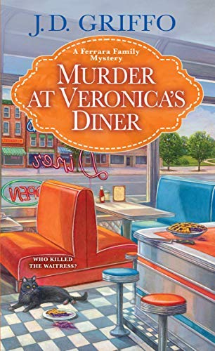 murder-at-veronicas-diner-jd-griffo
