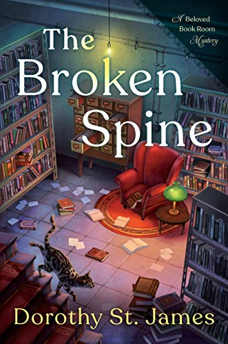 the-broken-spine-dorothy-st-james