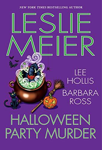 halloween-party-murder-leslie-meier-et-al